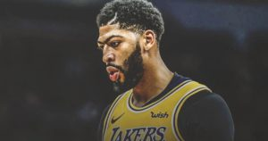 Davis to the Lakers?