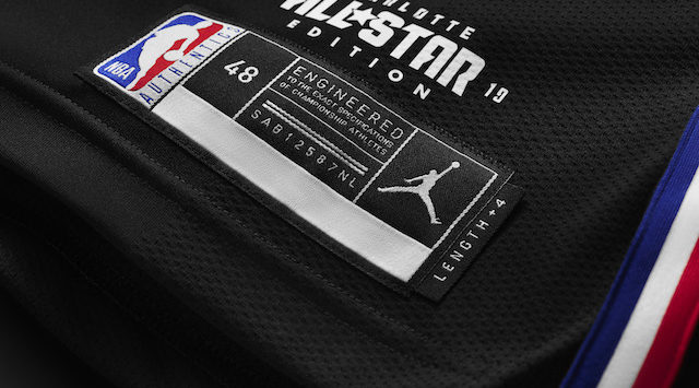 2019 All Star Jerseys Unveiled