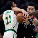 Raptors Fall in Boston