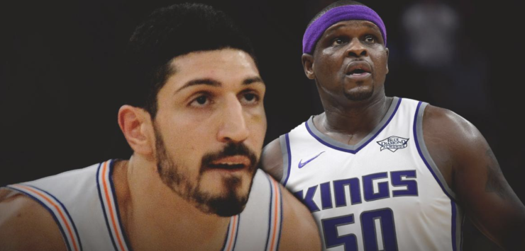 Kanter on the Move?