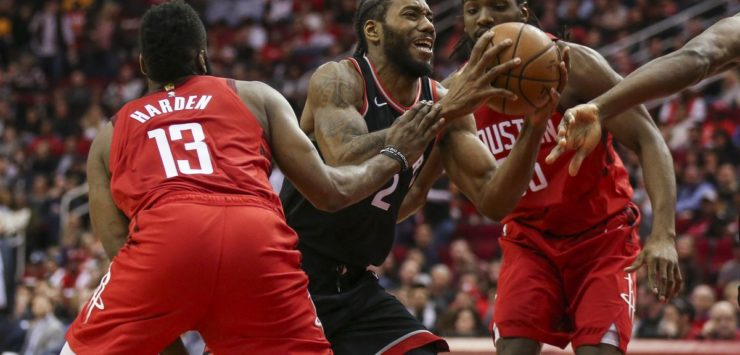 Raptors Fall to Rockets