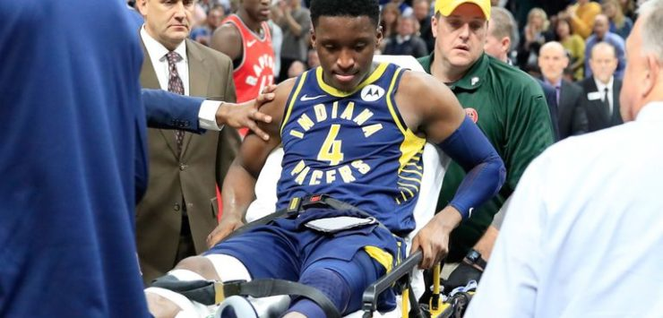 Oladipo Out for the Season