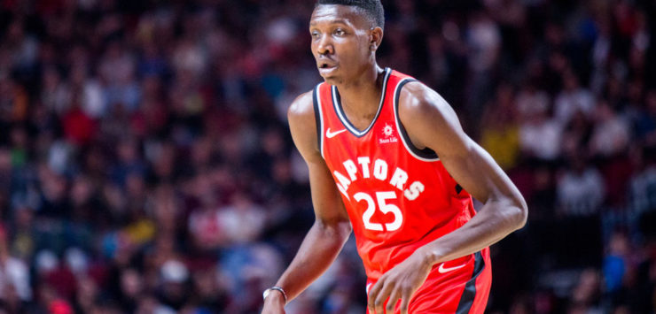 Exclusive with Chris Boucher
