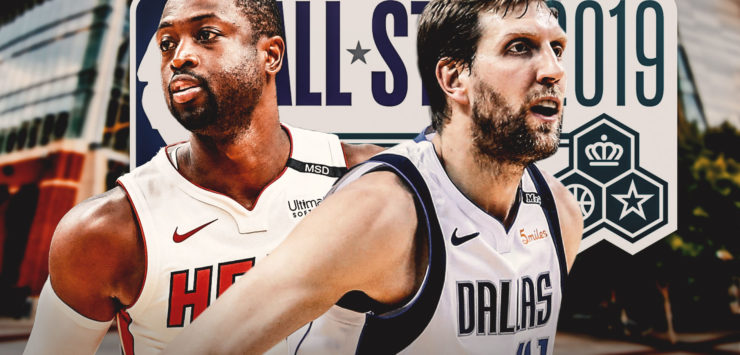Dirk, Wade Picked as Honorary All-Stars
