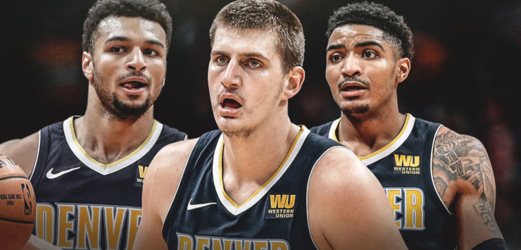 Nuggets a Team to Watch