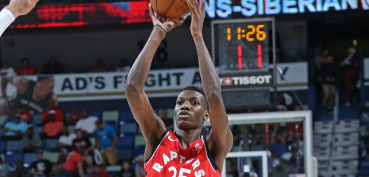 Raptors sign Boucher, Miller