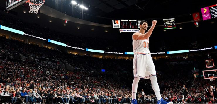 Kanter Signs with Blazers