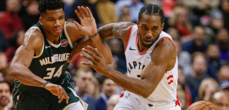 Bucks blow past Raptors