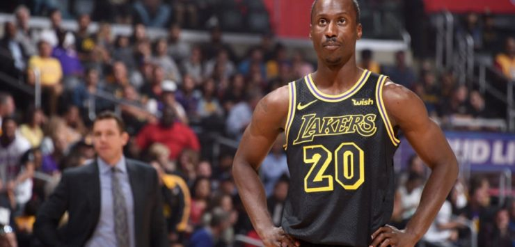 Andre Ingram Back