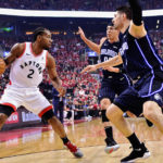 Raptors Blow Out Magic