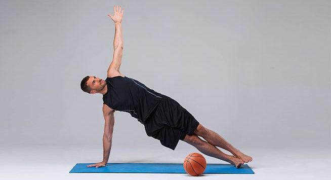 Yoga and Ball