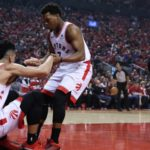 Raptors Lose Game 1 to Magic