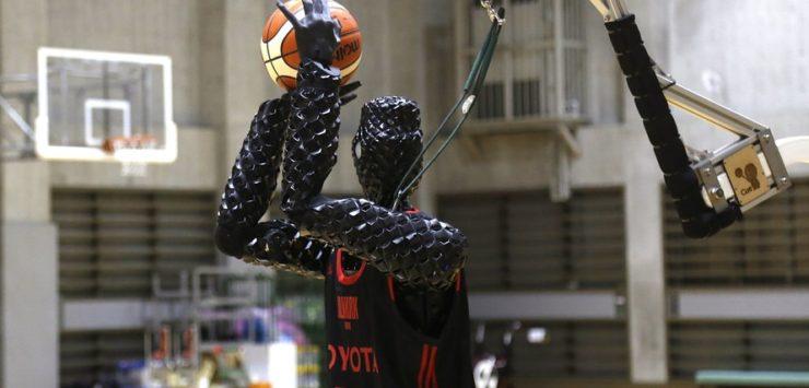 Robotics Basketball