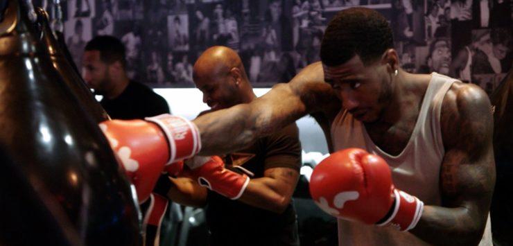 Shump Training like a Boxer