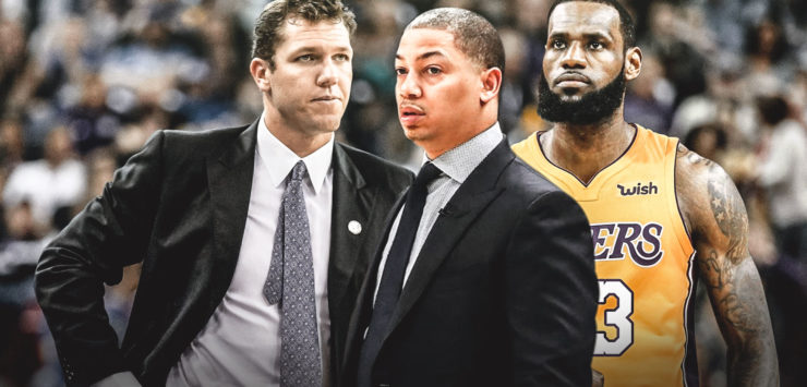 Lue Expected to be Next Lakers Coach