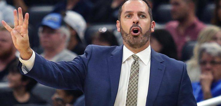 Vogel Hired by Lakers