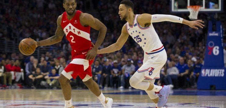Raptors Steal Game 4 in Gutsy Win