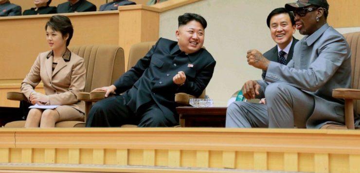 NBA Diplomacy