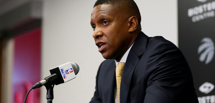 Ujiri to the Capital?